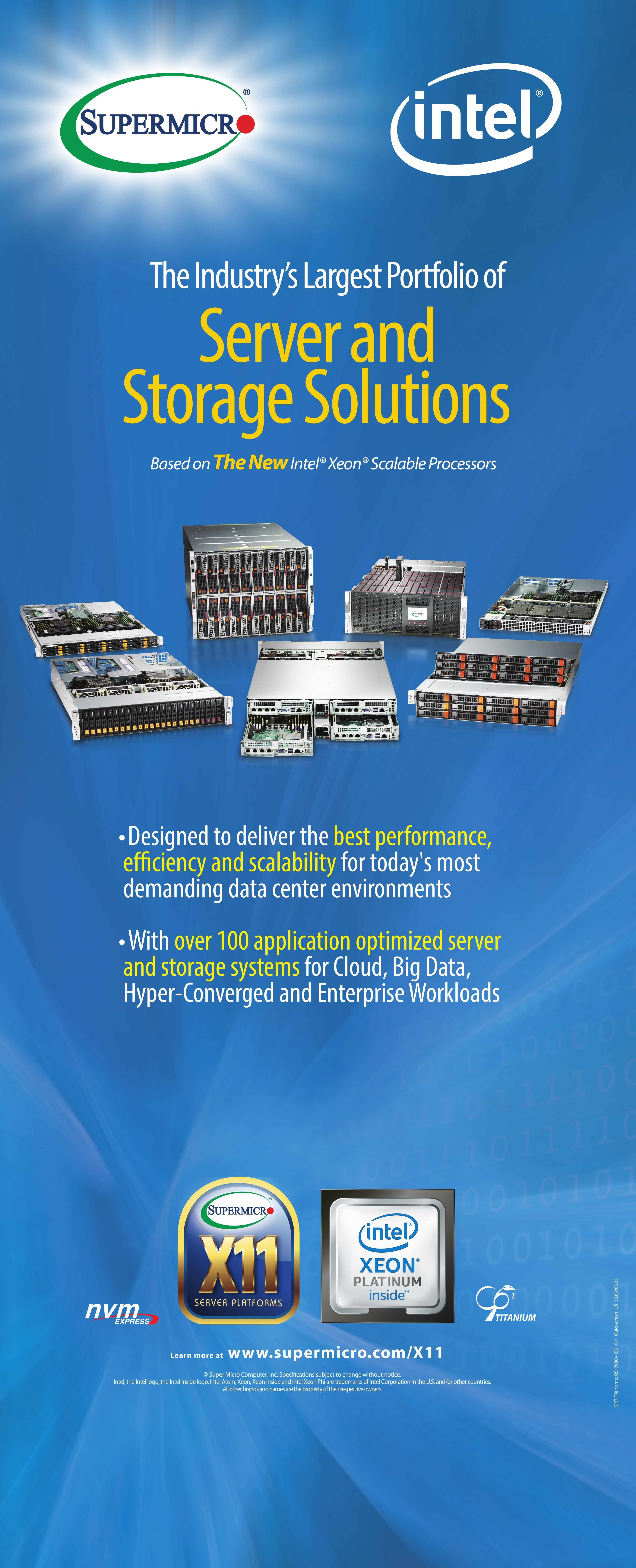SUPERMICRO Servers, Authorized Reseller